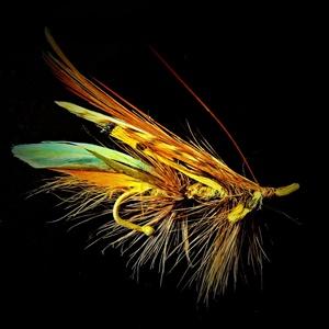 mosca de salmon 1