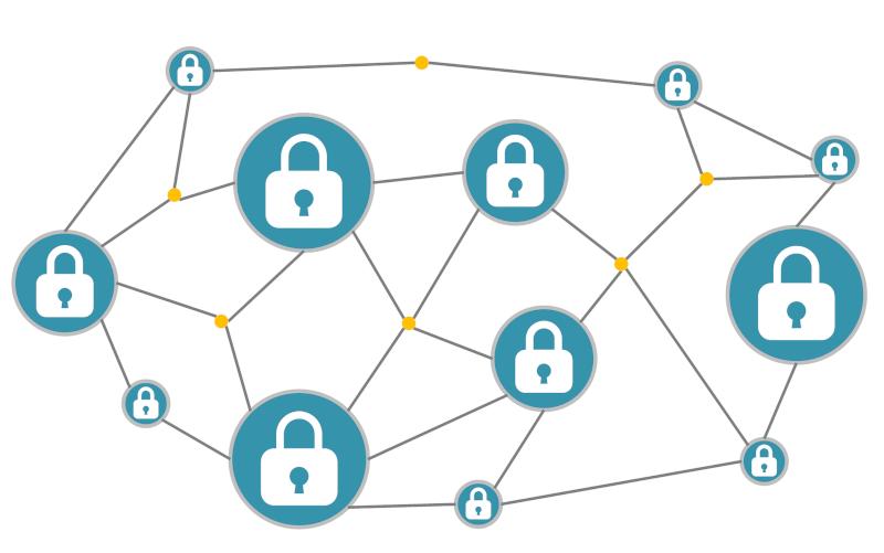 blockchain cadena de bloques propagación de operaciones confirmadas en una base de datos distribuida