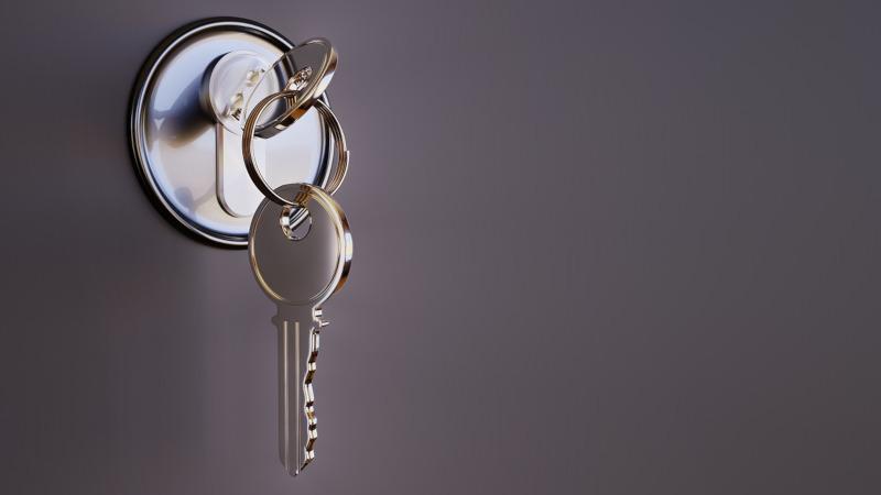clave publica y secreta cifrado asimétrico