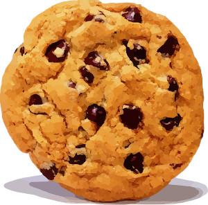 Una cookie deliciosa
