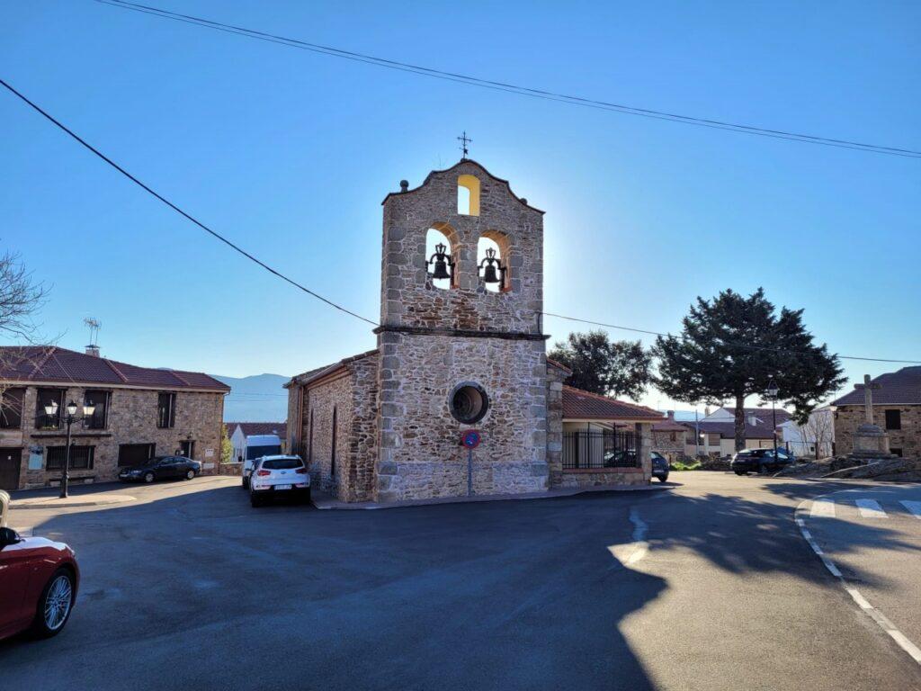 Ruta: Mangirón - Cañón del Lozoya - Embalse del Villar - Mangirón