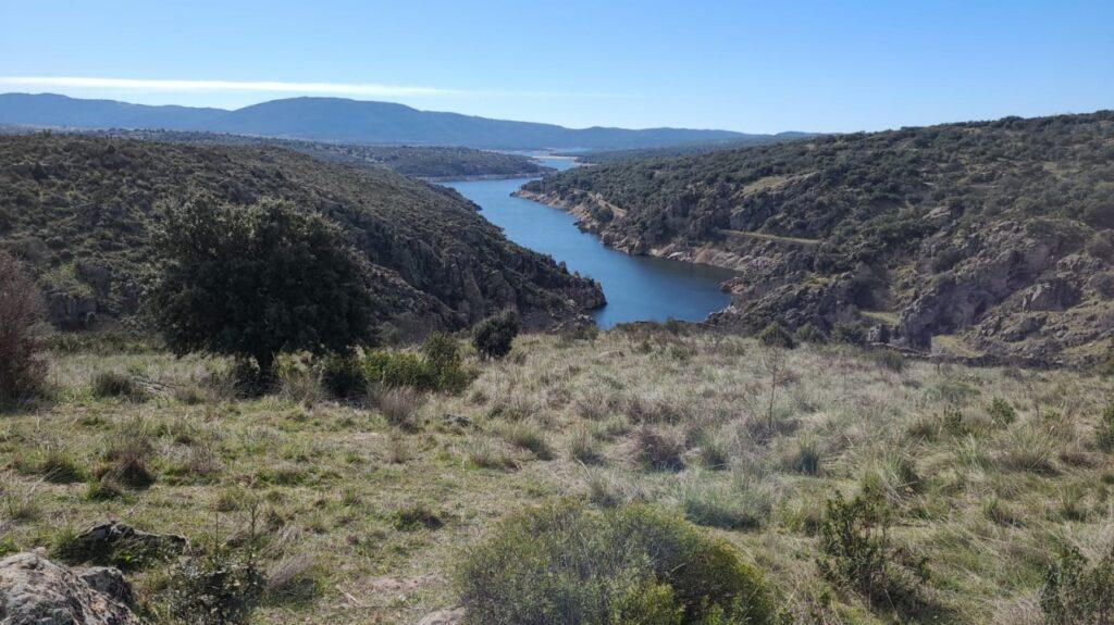 Ruta: Mangirón - Cañón del Lozoya - Embalse del Atazar