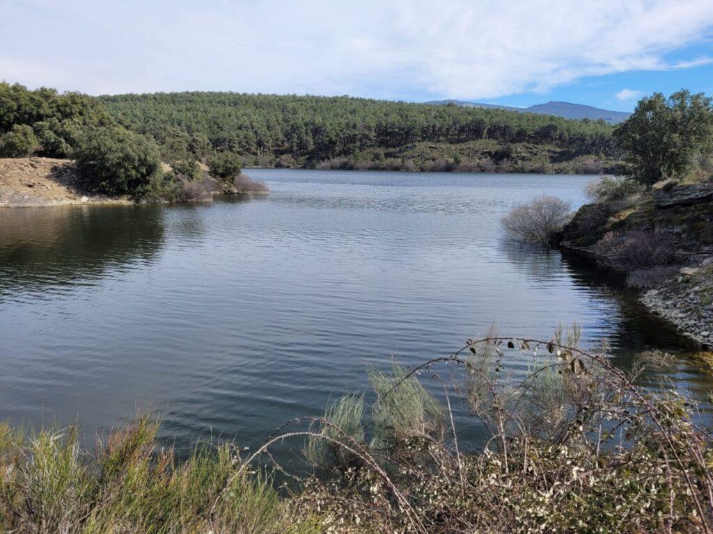Ruta: Mangirón - Cañón del Lozoya - Embalse del Villar