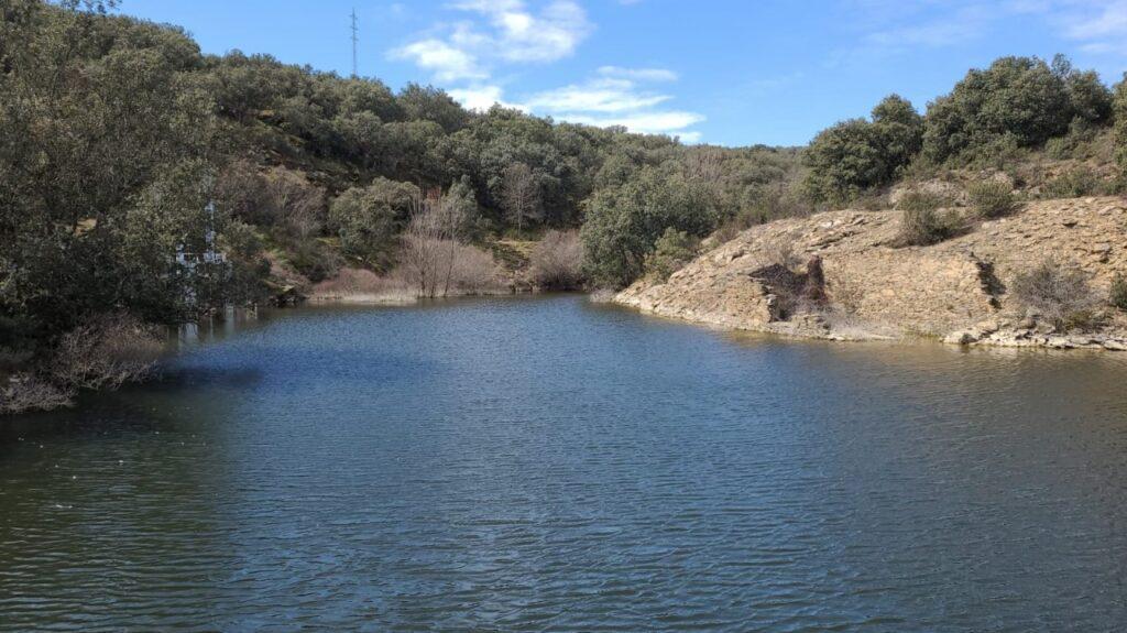 Ruta: Mangirón - Cañón del Lozoya - Última recula