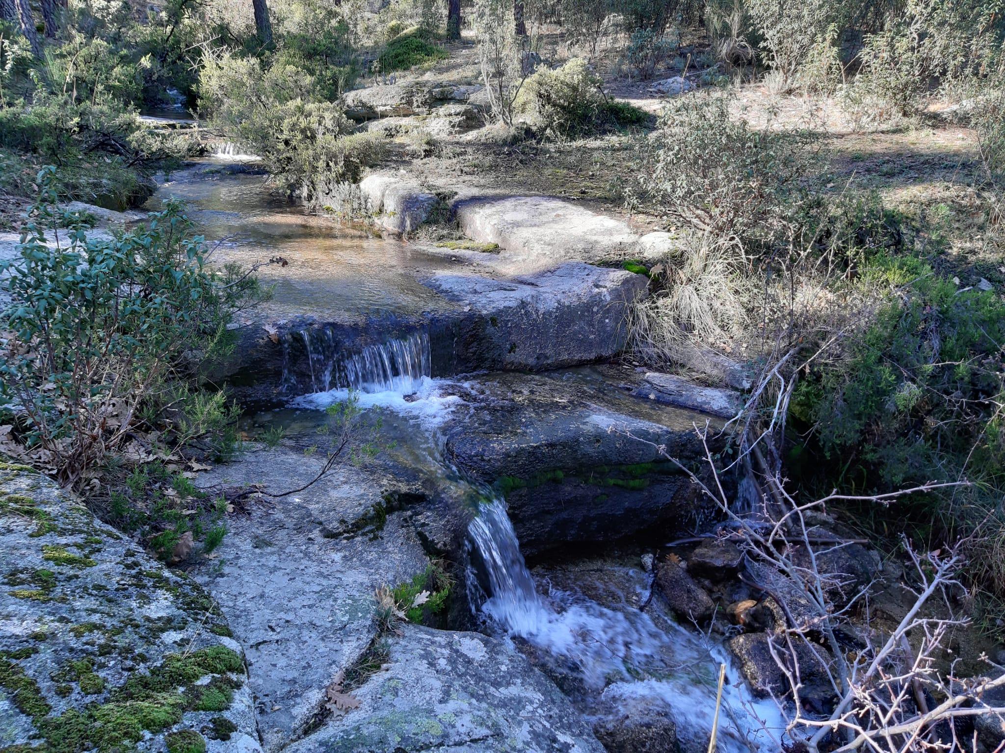 La Jarosa y Ruta del agua (las escorrentías)