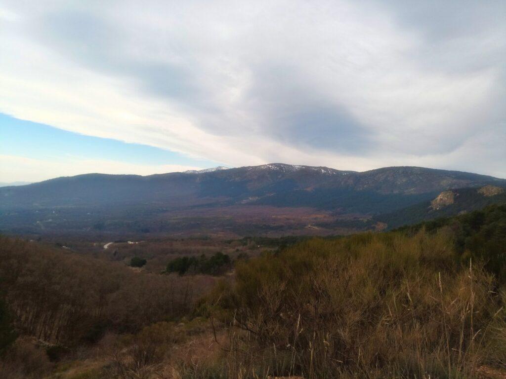 Mina de plata de Bustarviejo y cima del Mondalindo - Puerto de Canencia