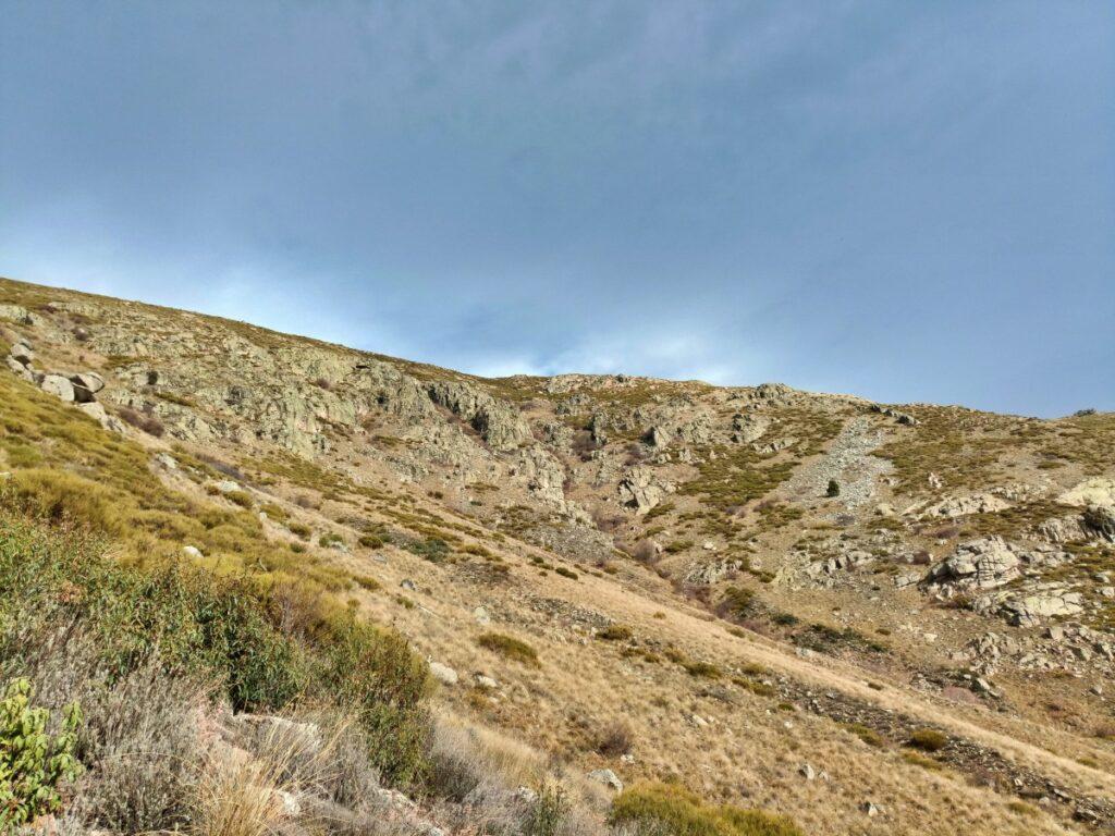 Mina de plata de Bustarviejo y cima del Mondalindo - Cima de Mondalindo
