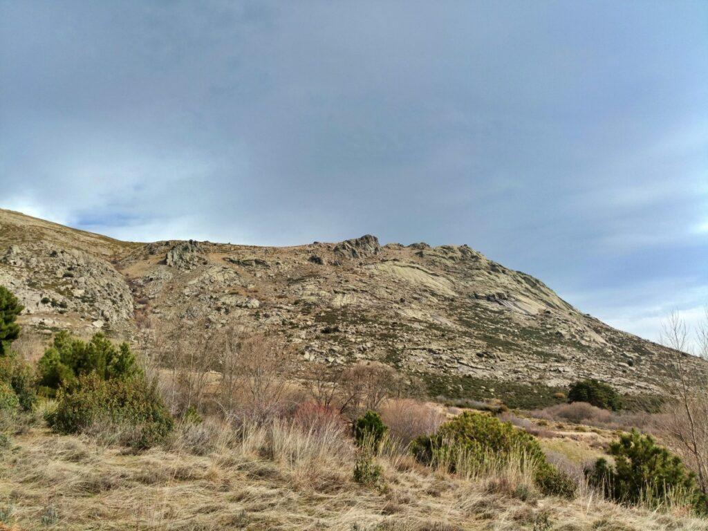 Mina de plata de Bustarviejo y cima del Mondalindo - bajada a Bustarviejo