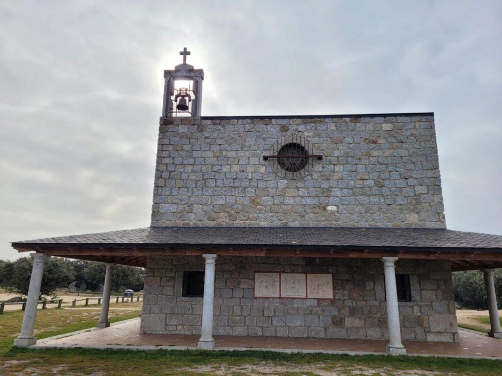 Circular Galapagar - Embalse de Valmayor - Ermita del Cerrillo